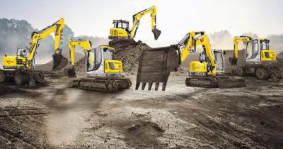 Wacker Neuson Excavators