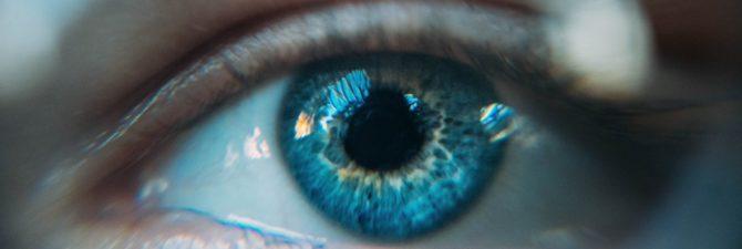 Detail of Eye Pupil